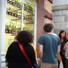 "Final exhibition in June 2013, ""donators"" came back."